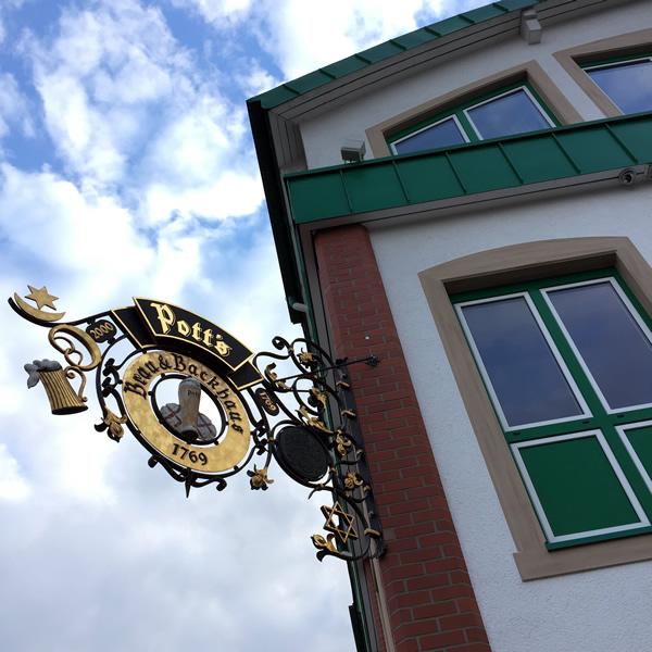 Pott's Brau und Backhaus - Oelde