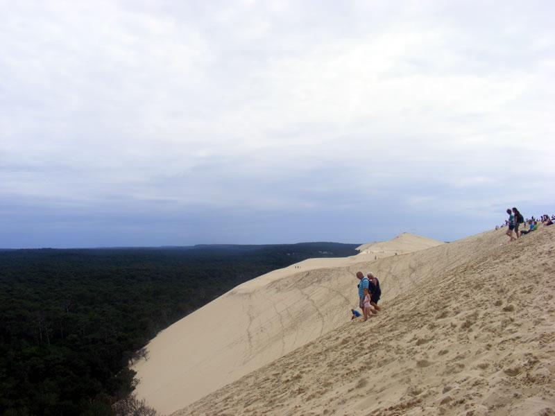Dune de Pyla,  La Teste-de-Buch