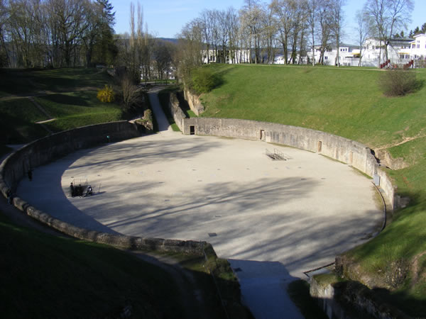 Amfitheater - Trier
