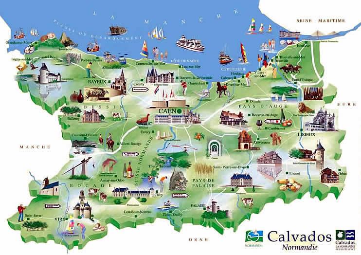 Calvados (Basse-Normandie)