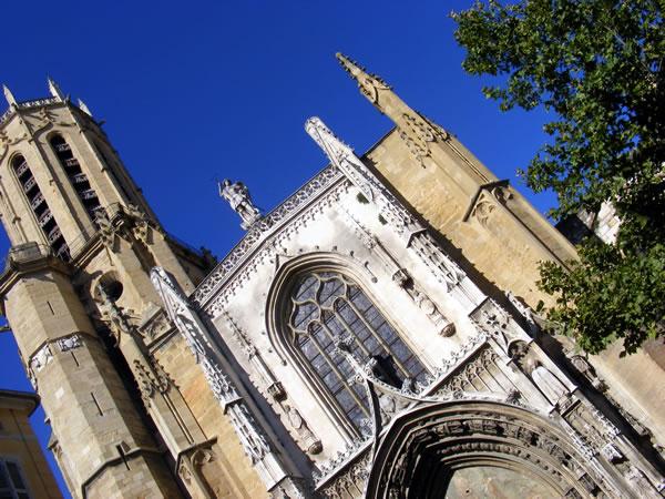 Aix en Provence - Saint-Sauveur