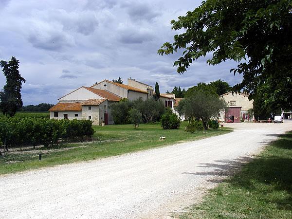 Mas de Rey, Arles
