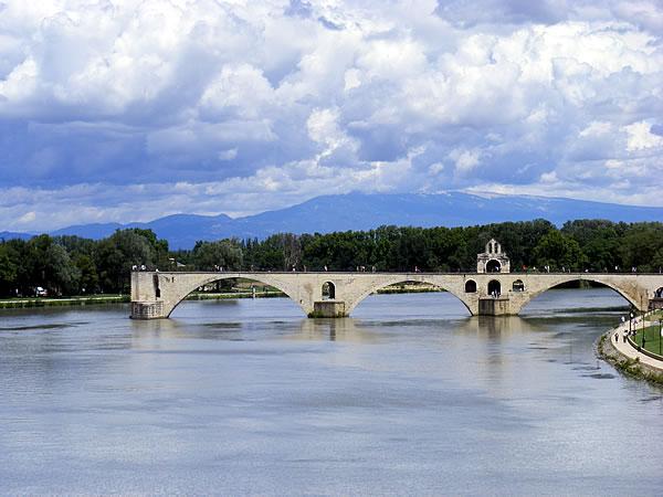Pont St-Bénézet - Avignon