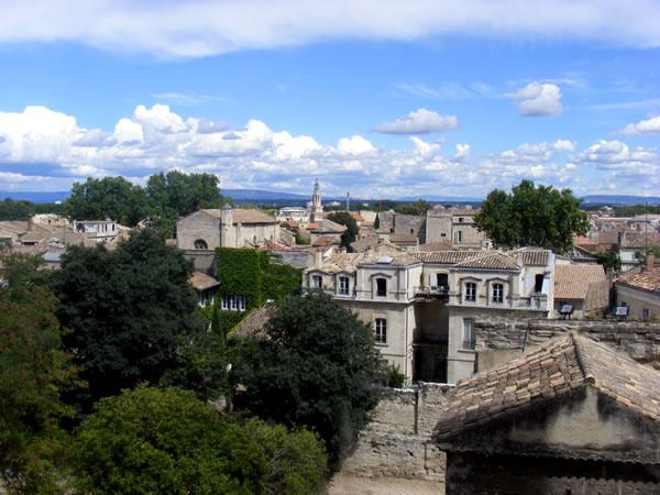 Avignon - panorama
