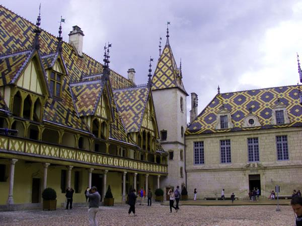 Hôtel Dieu - Beaune